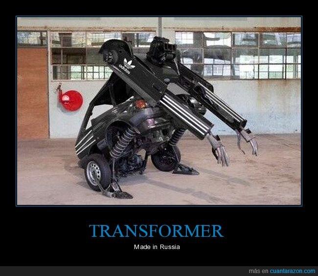 rusos,slav squat,transformer,wtf