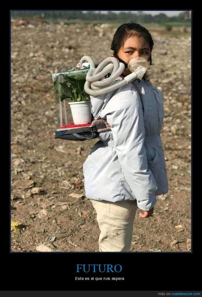 mochila,planta,respirar