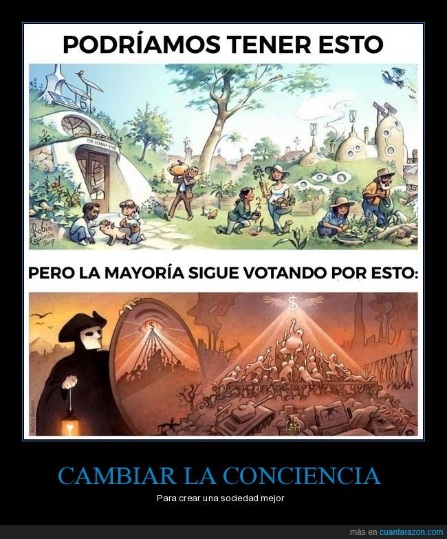 consumismo,gobierno,multinacionales,naturaleza,políticos,sociedad