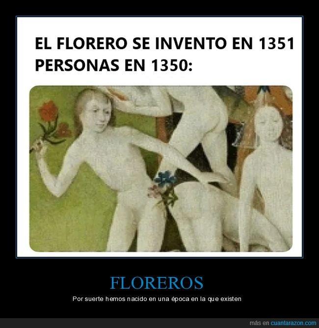culo,florero,flores,inventarse