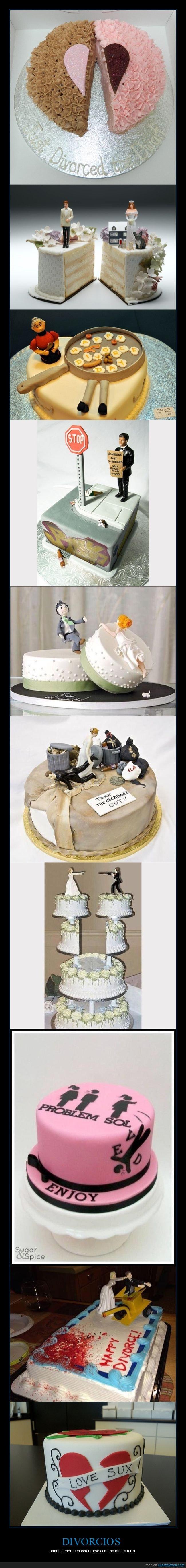 divorcio,repostería,tartas