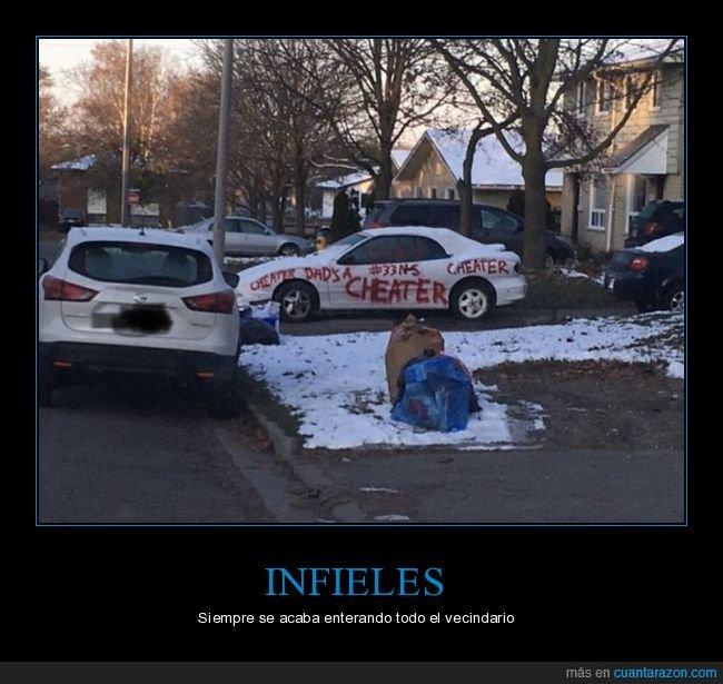 coche,infiel,pintadas