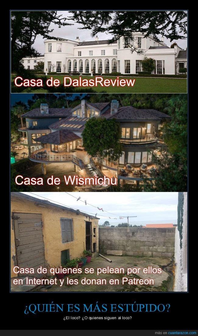 casas,dalas,wismichu,youtubers