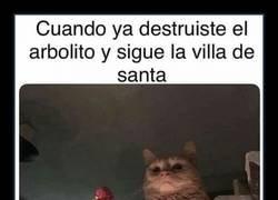 Enlace a El destructor de decoraciones navideñas