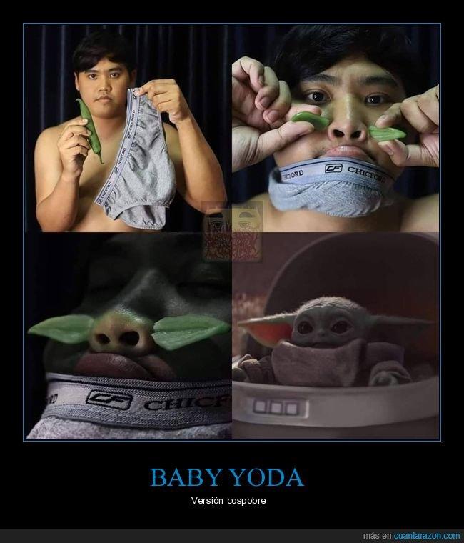 baby yoda,cospobre,star wars