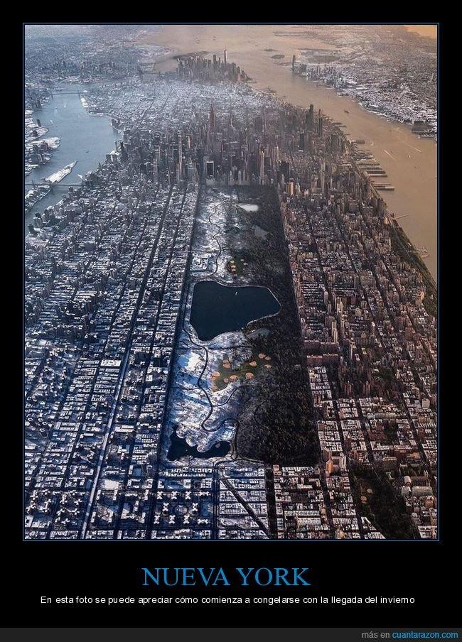 invierno,nieve,nueva york