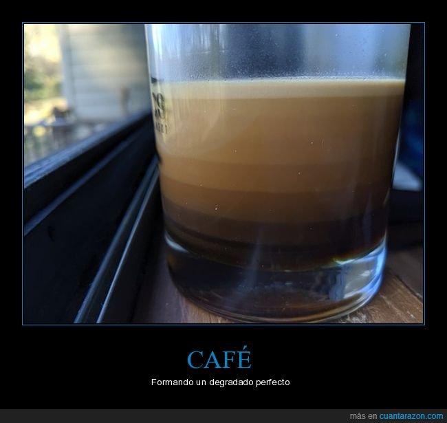 café,colores,degradado