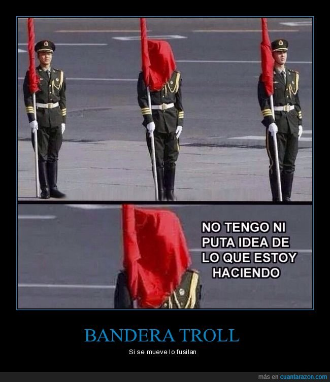 bandera,fails
