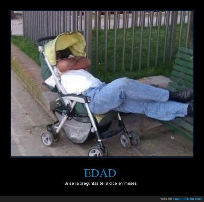 carrito,durmiendo