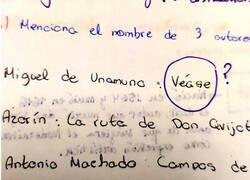 Enlace a La doble metedura de pata de un alumno: se equivoca (y mucho) y la profesora se da cuenta de qué ha pasado