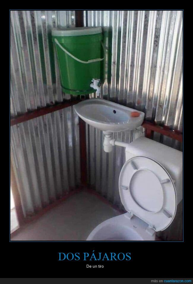 agua,aprovechar,inodoro,wc