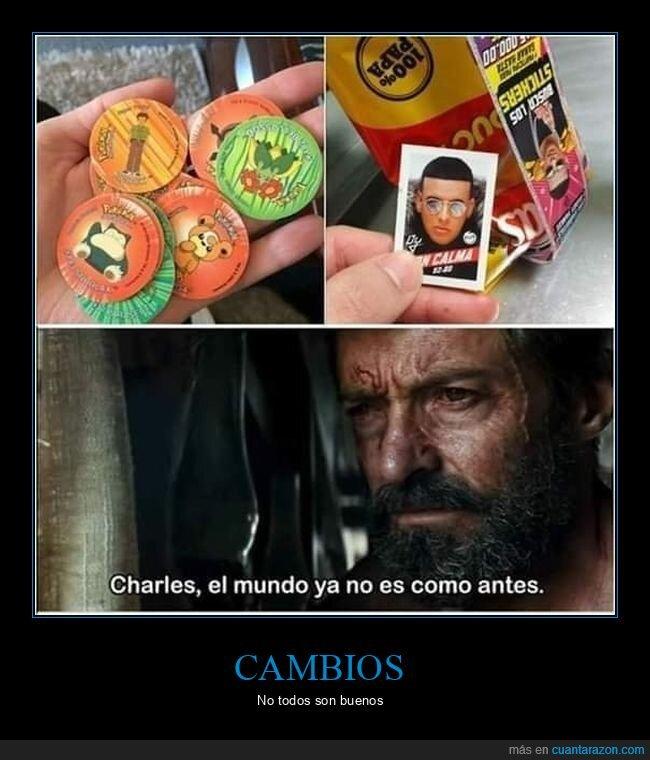 badbunny,cambios,pokemon,reggaeton,tazos