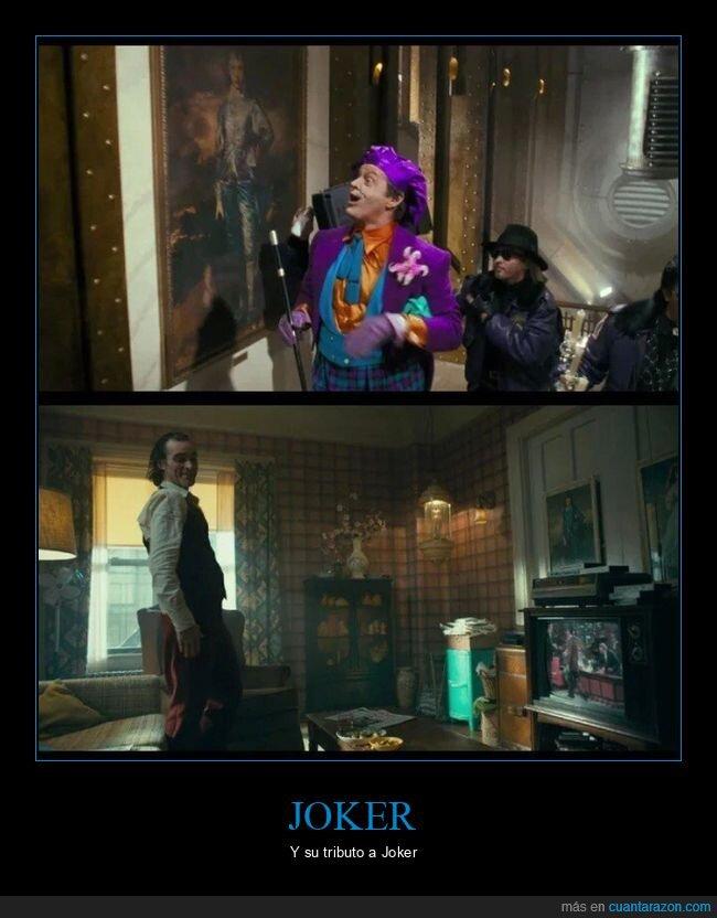 cuadro,jack nicholson,joaquin phoenix,joker