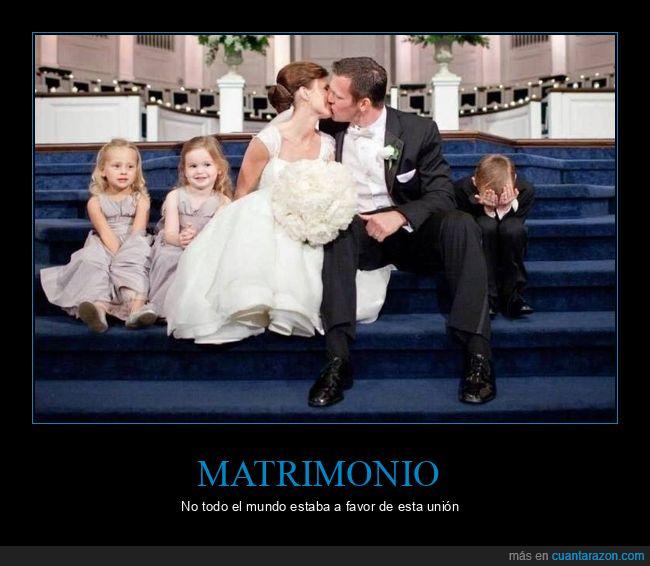 boda,hijos,pareja