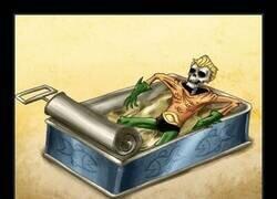 Enlace a El trágico final de Aquaman