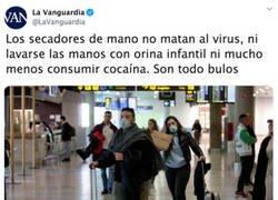 Enlace a Las fake news del coronavirus