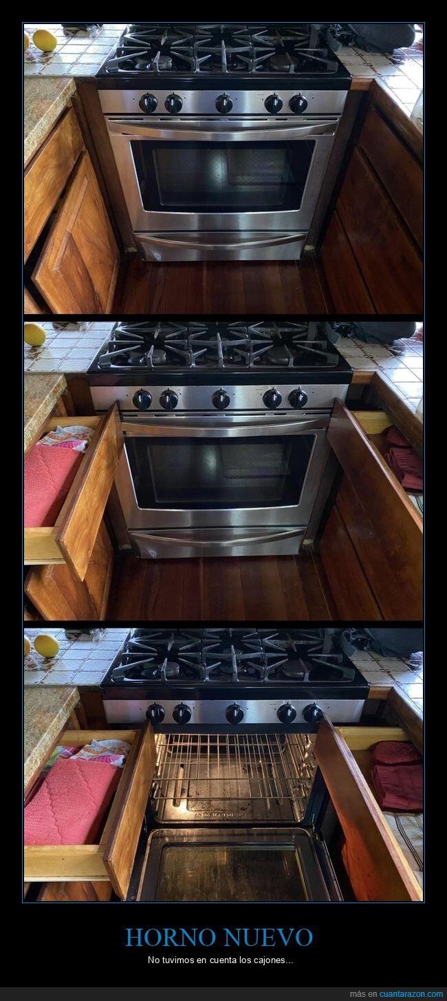 cajones,cocina,fails,horno