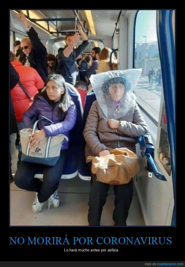 autobús,bolsa,coronavirus,wtf