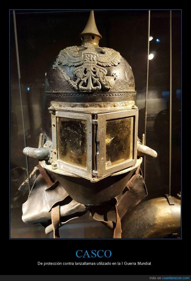 casco,i guerra mundial,lanzallamas,protección