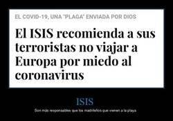Enlace a El ISIS tiene más consideración que muchas empresas de aquí