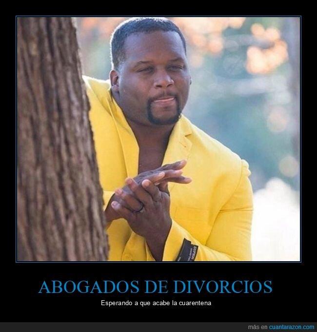 abogados,coronavirus,cuarentena,divorcios