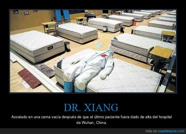cama,coronavirus,dr xiang,hospital,wuhan