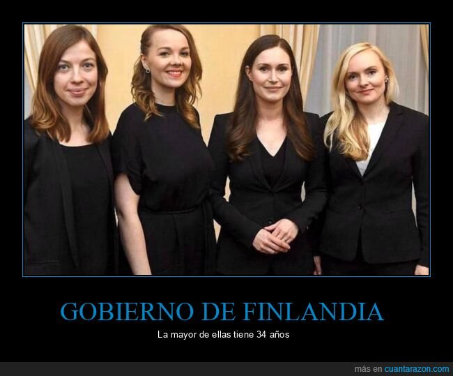 edad,finlandia,gobierno,jóvenes
