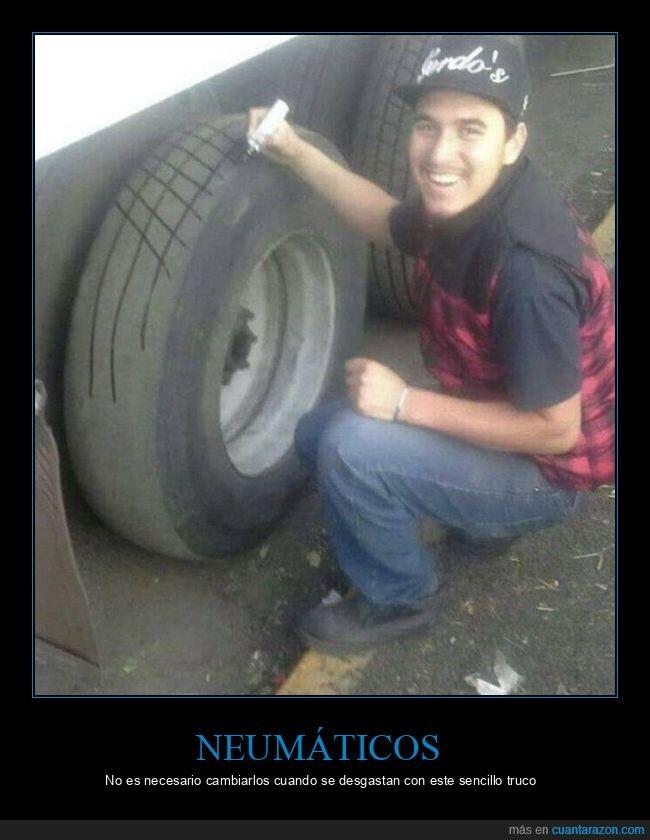 desgaste,neumático,pintando,rueda,wtf