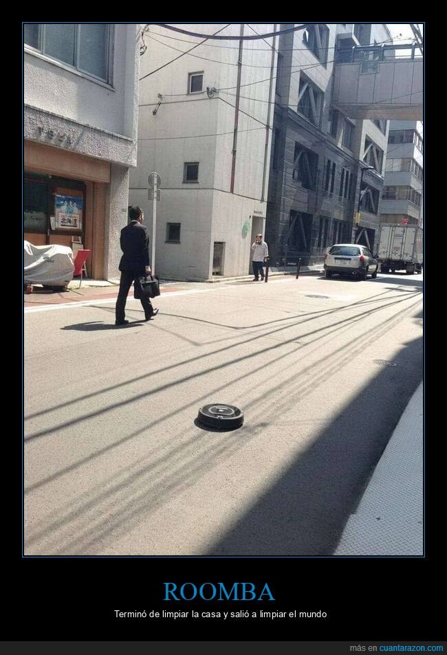 calle,roomba,wtf
