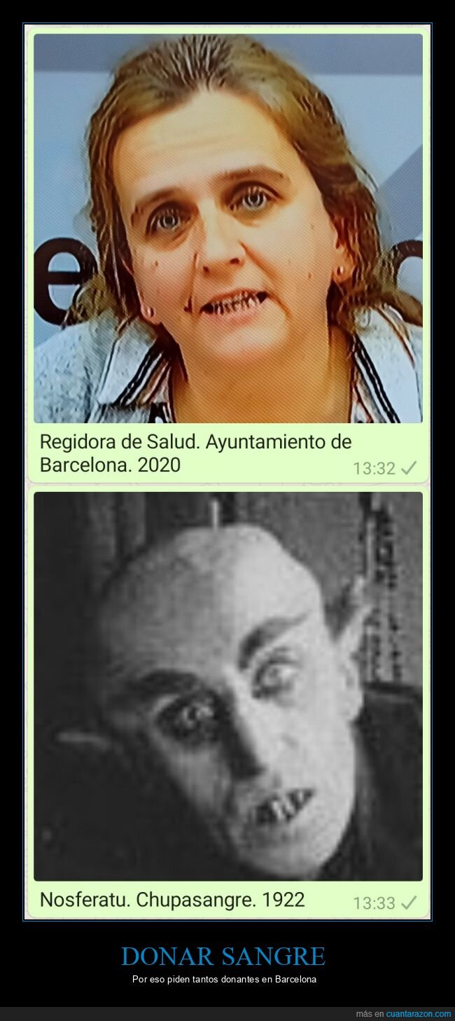 barcelona,nosferatu,parecidos,regidora de salud