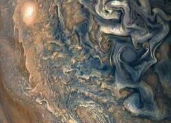 Enlace a La NASA ha compartido 30 increíbles imágenes en alta definición del mayor planeta de nuestro Sistema Solar: Júpiter