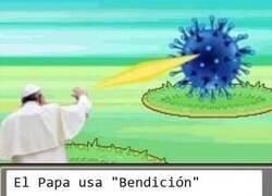 Enlace a El Papa hace lo que puede