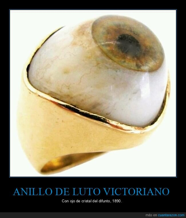 anillo,curiosidades,luto,ojo,victoriano