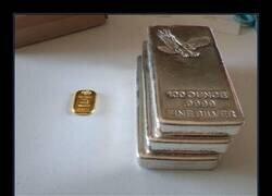 Enlace a Oro VS Plata