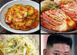 Enlace a Vegetales norcoreanos