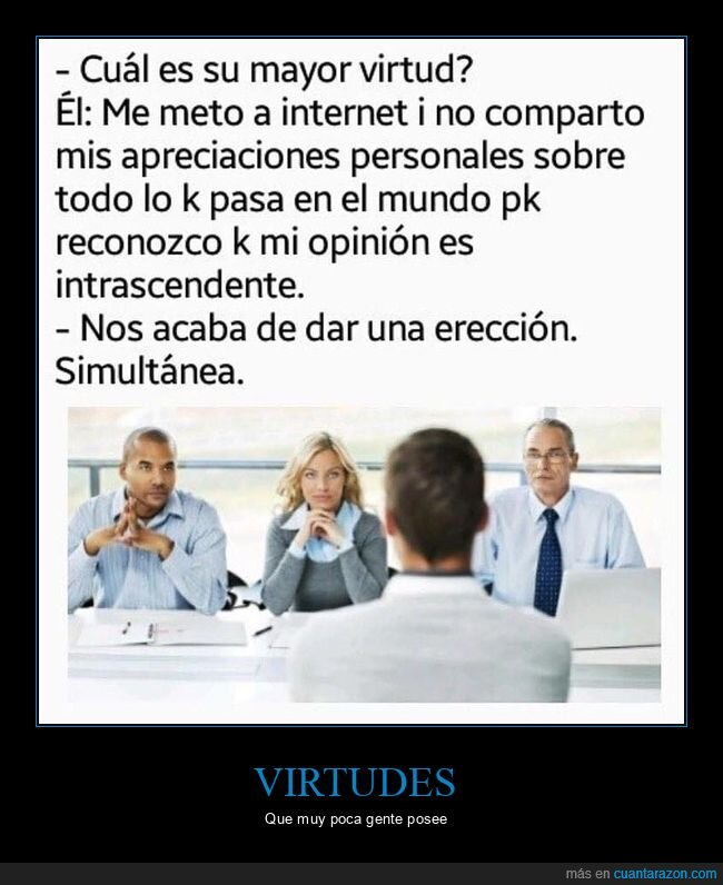 internet,intrascendente,opinión,virtud
