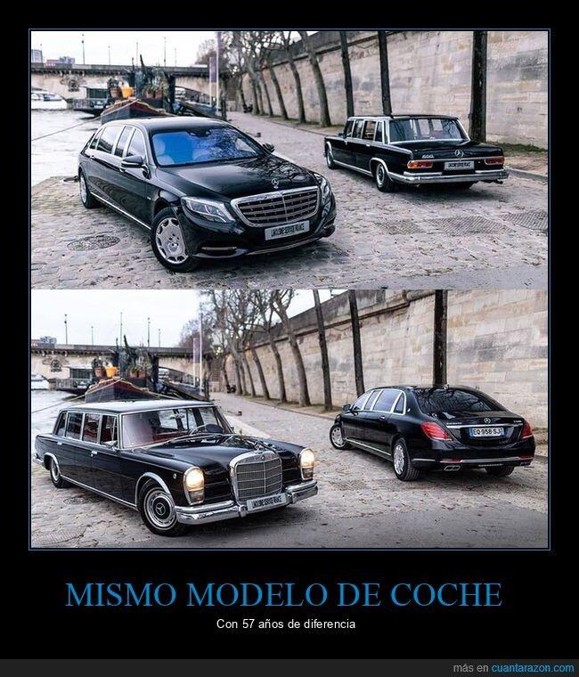 57 años,coche,comparativa,modelo