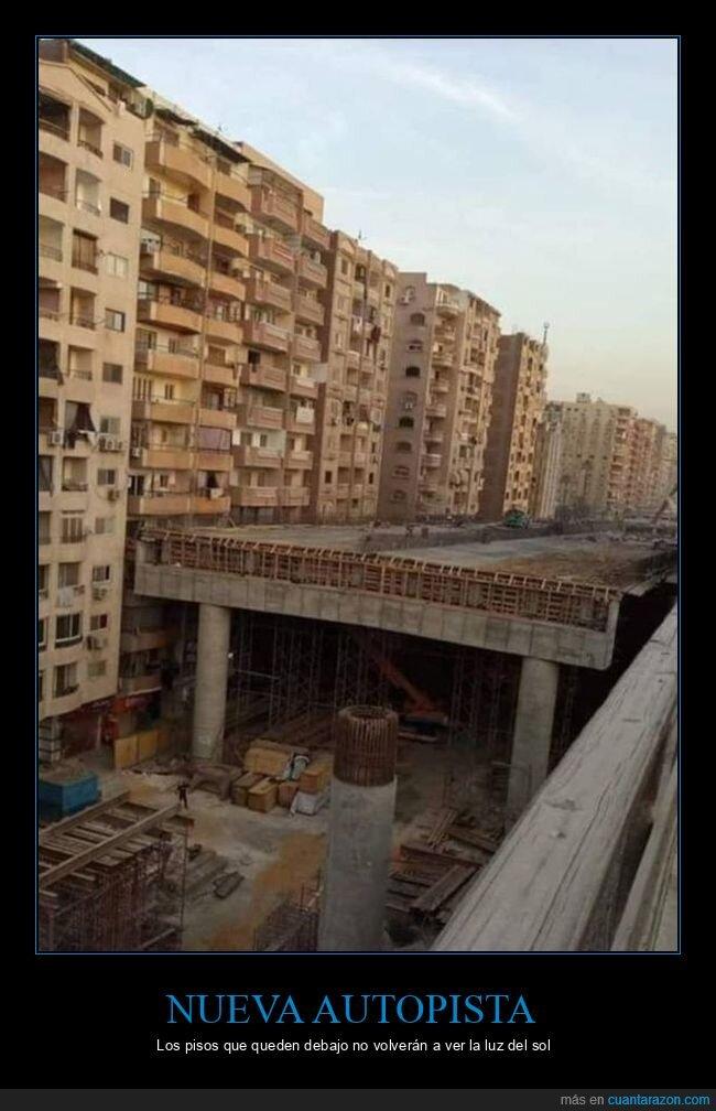 autopista,carretera,edificios,pisos