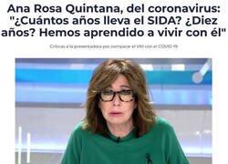 Enlace a El sida lleva 10 años en el mundo según Ana Rosa