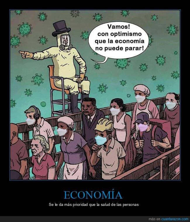 coronavirus,economía,salud