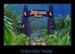 Enlace a No aprendimos nada de Jurassic Park