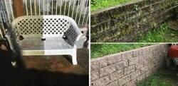 Enlace a Fotos antes y después de la limpieza que son extremadamente satisfactorias