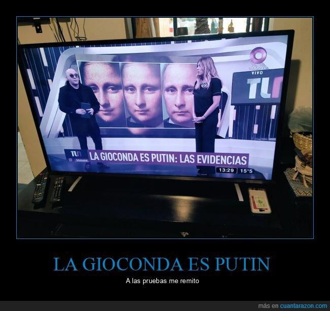 gioconda,políticos,putin,wtf