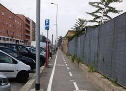 Enlace a No es calle para peatones