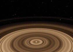 Enlace a Los anillos de este planeta dejan a los de Saturno a la altura del betún