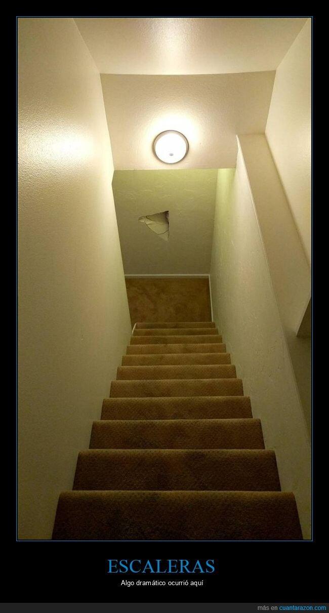 escaleras,fails,pared