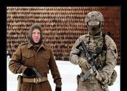 Enlace a Uniforme y equipo noruego durante II Guerra Mundial VS 2020