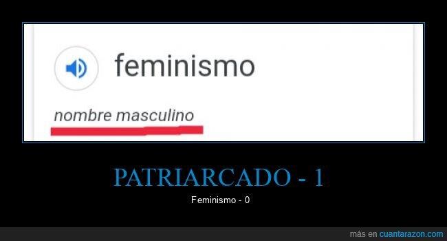 feminismo,masculino,patriarcado