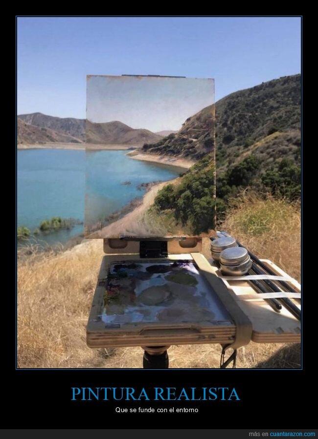 cuadro,paisaje,realista