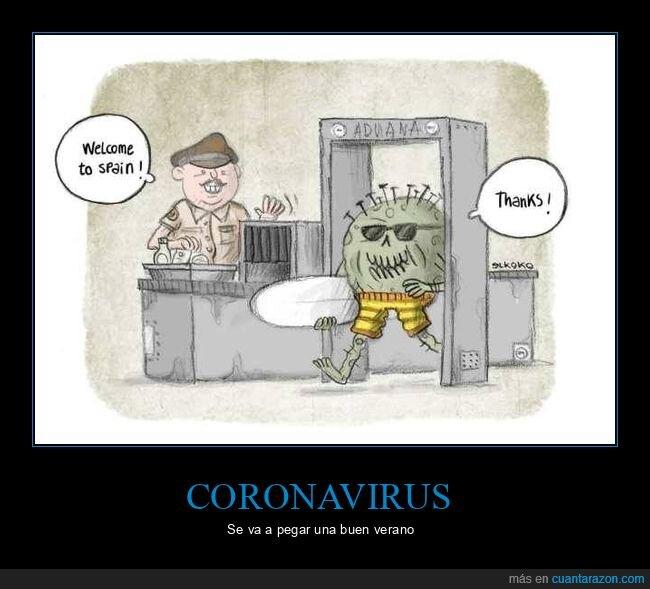 coronavirus,españa